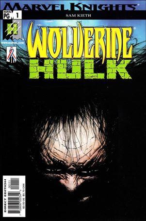 Wolverine/Hulk 1-A
