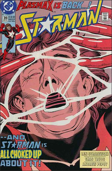 Starman (1988) 39-A by DC