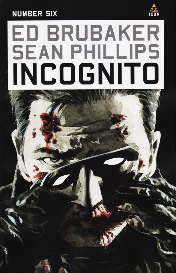 Incognito 6-A by Icon