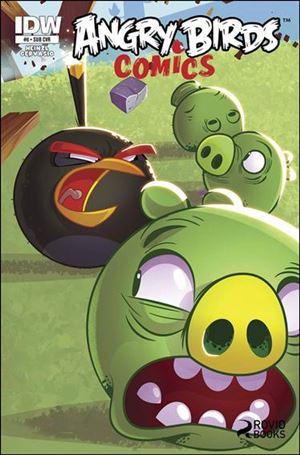 Angry Birds Comics 8-B