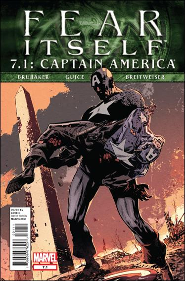 Fear Itself 7.1-A by Marvel