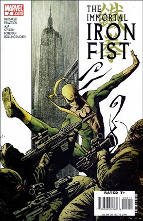 Immortal Iron Fist 2-A