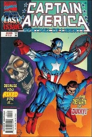 Captain America: Sentinel of Liberty 12-A