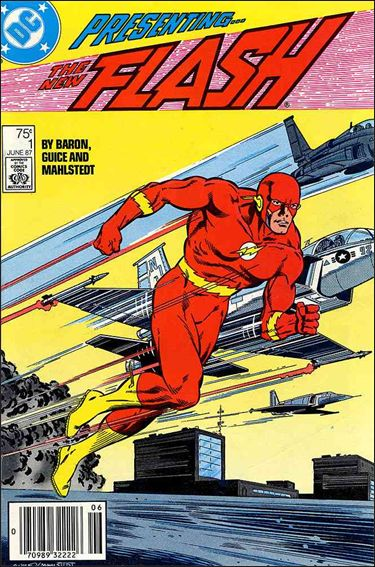 Flash (1987) 1-A by DC