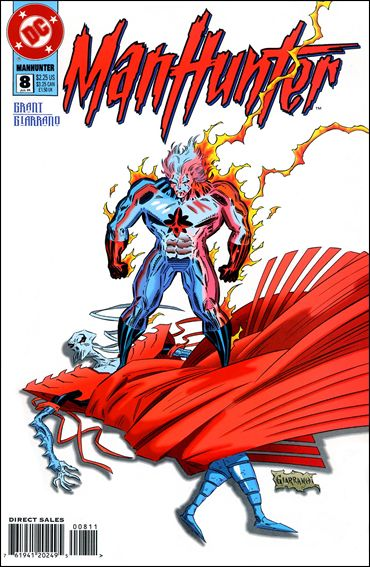 Manhunter (1994) 8-A by DC