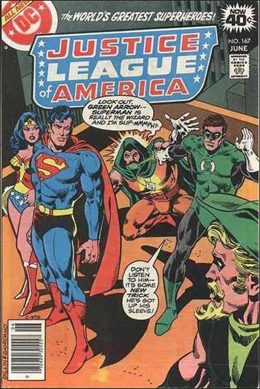 Justice League of America (1960) 167-A by DC
