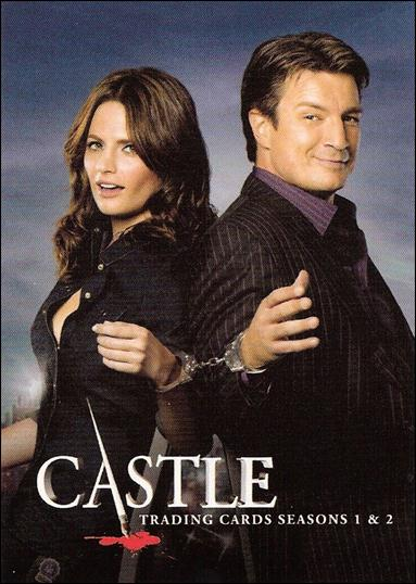 Castle: Seasons 1 & 2 (Promo) P2-A by Cryptozoic Entertainment