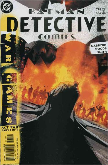 Detective Comics (1937) 798-A by DC