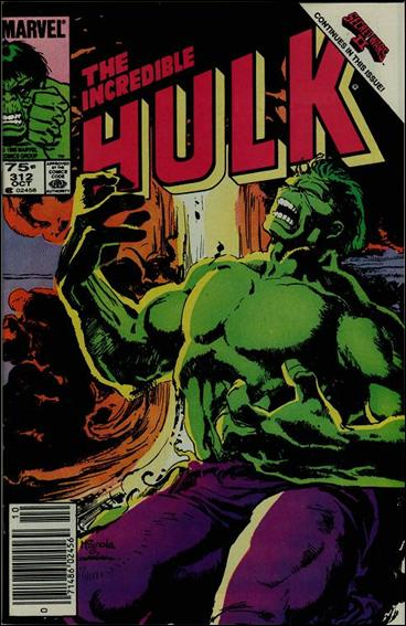 Incredible Hulk (1968) 312-B by Marvel
