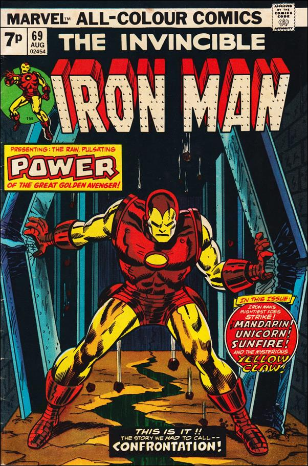 Iron Man (1968) 69-B by Marvel