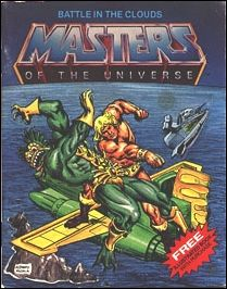 Masters of the Universe (1981) 1.3-A by Mattel