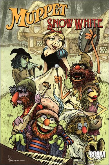 Muppet Snow White 1-A by Boom! Kids
