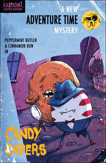 Adventure Time: Candy Capers 4-D by Kaboom!
