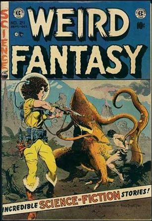 Weird Fantasy (1950) 21-A