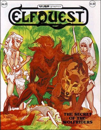 Elfquest (1978) 13-A by Warp Graphics