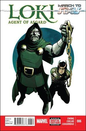 Loki: Agent of Asgard 6-A