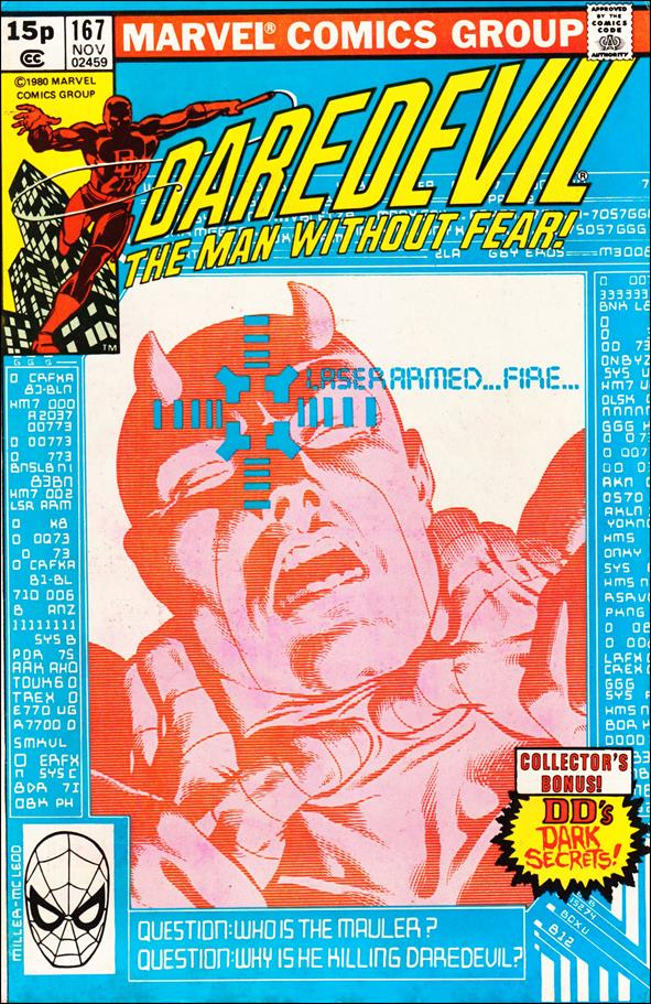 Daredevil (1964) 167-B by Marvel