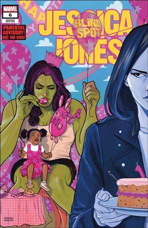 Jessica Jones: Blind Spot 6-B