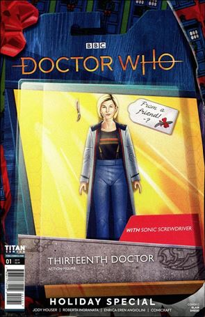 Doctor Who: The Thirteenth Doctor Holiday Special 1-C