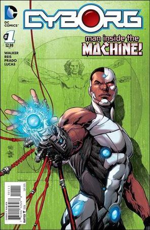 Cyborg 1-A