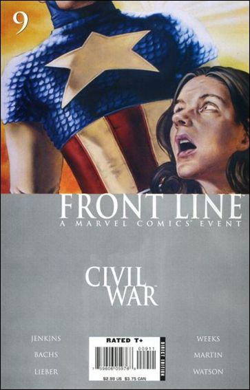 Civil War: Front Line 9-A by Marvel