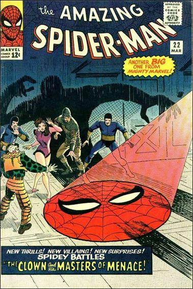 Amazing Spider-Man (1963) 22-A by Marvel