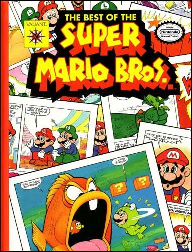 Best of the Super Mario Bros. 1-A by Valiant