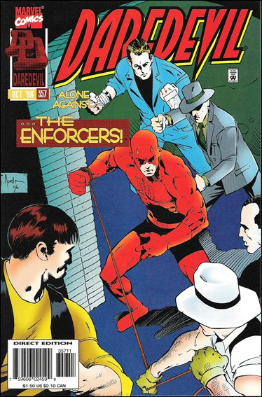 Daredevil (1964) 357-A by Marvel