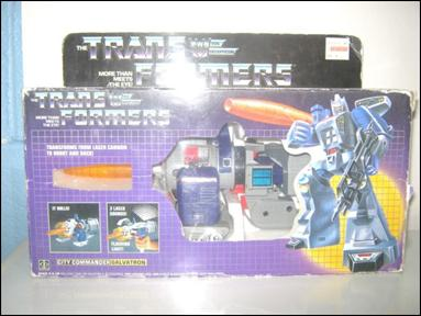 Transformers: More Than Meets the Eye (Generation 1) Galvatron (City Commander) by Hasbro