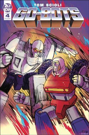 Go-Bots 4-C
