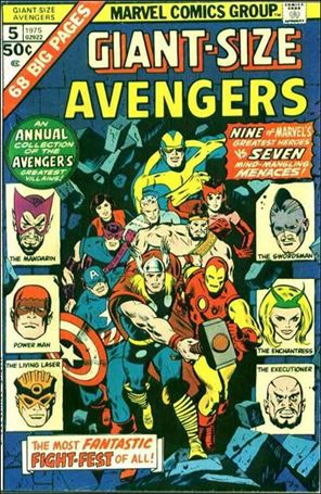 Giant-Size Avengers 5-A