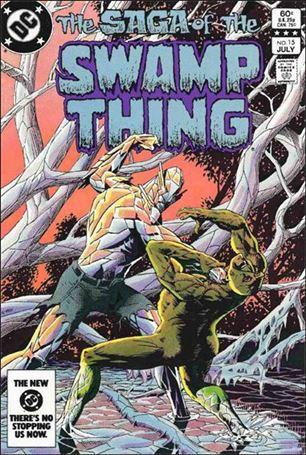 Saga of the Swamp Thing 15-A