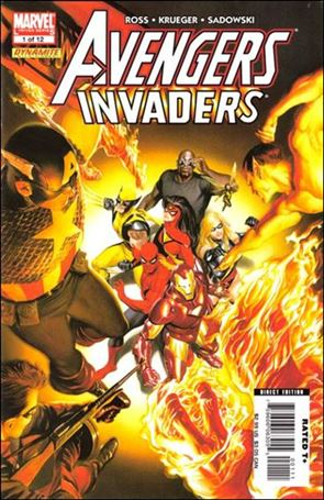 Avengers/Invaders 1-A