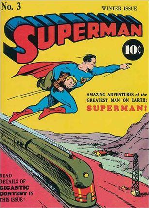 Superman (1939) 3-A