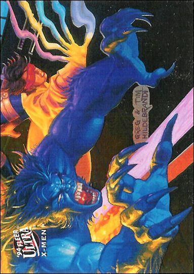 1994 Fleer Ultra X-Men (Team Portrait Subset) 3-A by Fleer