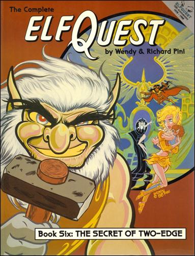 Complete Elfquest Graphic Novel 6-A by Father Tree Press