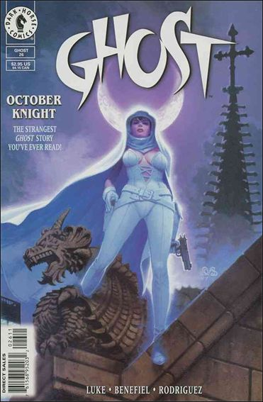 Ghost (1995) 26-A by Dark Horse