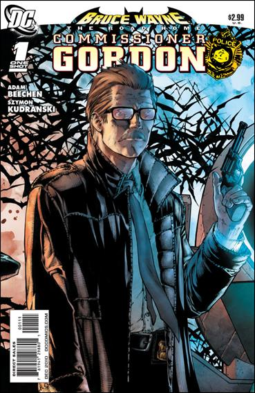 Bruce Wayne: The Road Home: Commissioner Gordon 1-A by DC