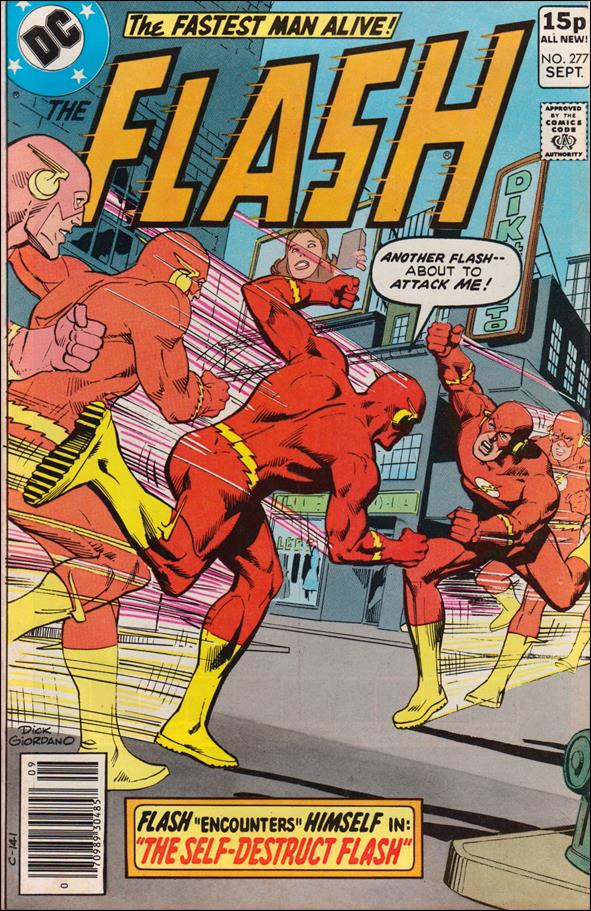 Flash (1959) 277-B by DC