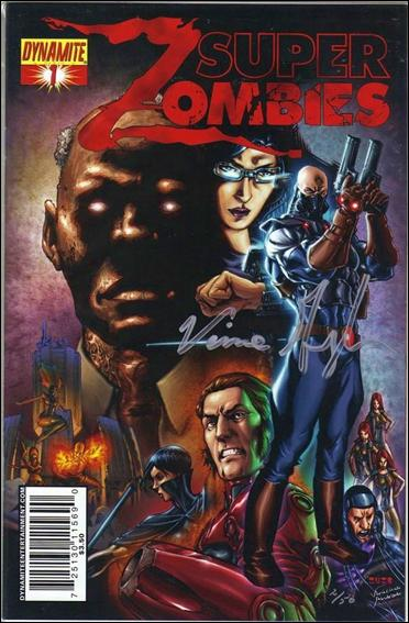 Super Zombies 1-E by Dynamite Entertainment