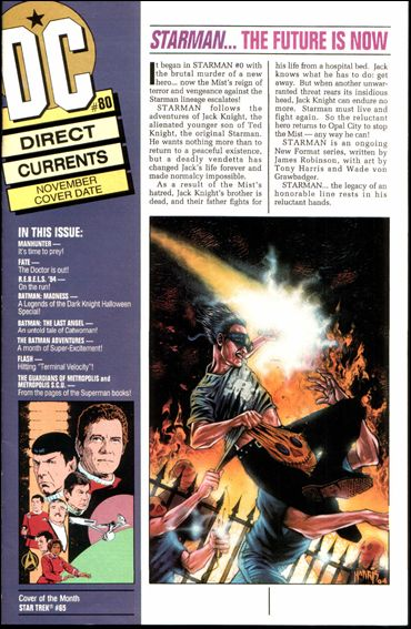 Direct Currents (1988) 80-A by DC