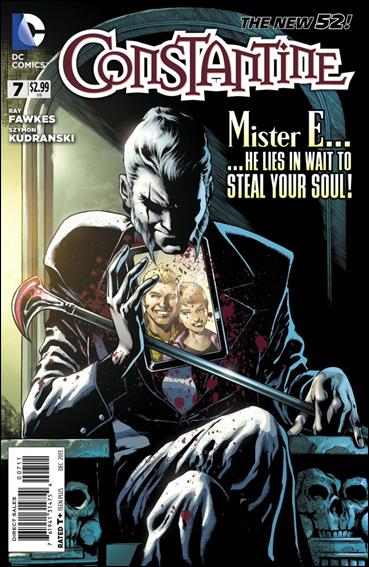 Constantine 7-A by DC