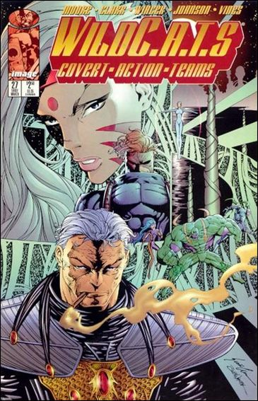WildC.A.T.s: Covert Action Teams 27-A by Image