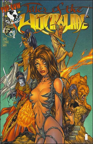 Tales of the Witchblade 1-B by Top Cow