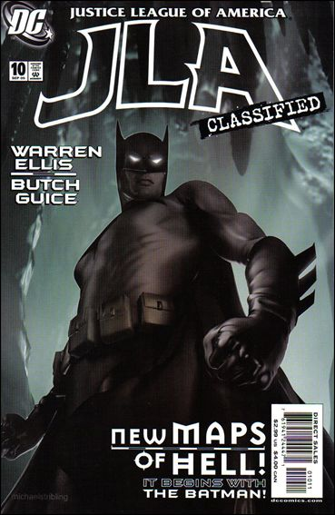 JLA: Classified 10-A by DC