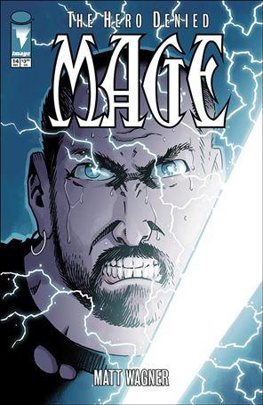 Mage, Book Three: The Hero Denied 14-A