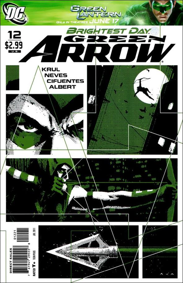 Green Arrow (2010/08) 12-B by DC