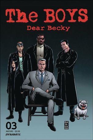 Boys: Dear Becky 3-A