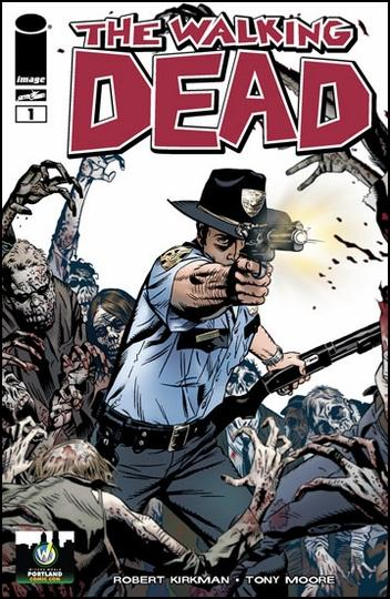 Walking Dead (2003) 1-F by Skybound Entertainment