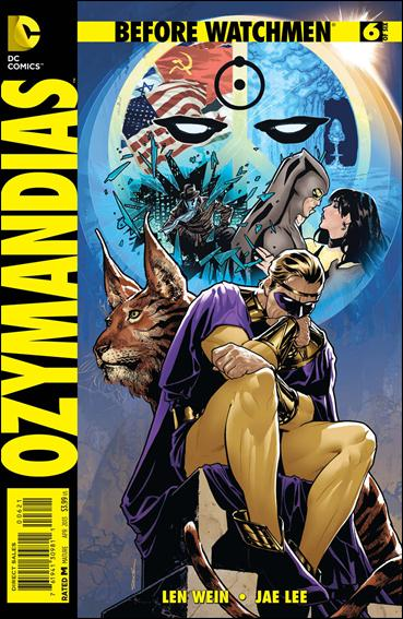 Before Watchmen: Ozymandias 6-D by DC